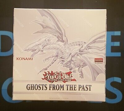 £64.95 • Buy Ghosts From The Past - Display Box Of 5 Units - GFTP - Sealed - 1st Ed - YuGiOh