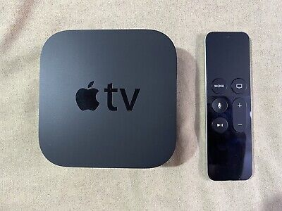 AU197.67 • Buy Apple TV 32GB 4th Generation - A1625 - MGY52B/A - Boxed In Great Condition