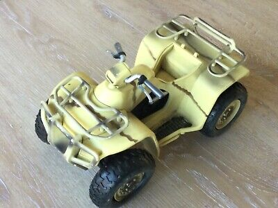 HM Armed Forces British GB Army Desert Quad Toy Military Motor Bike Vehicle  • 4.95£
