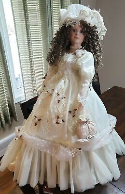 $ CDN31.33 • Buy Antique Porcelain Doll 28