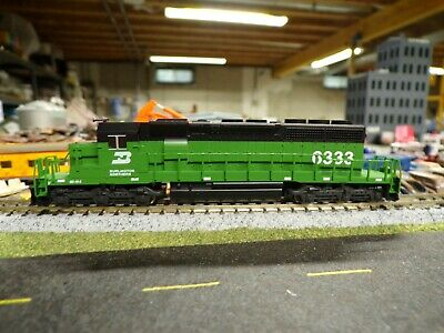 AU99.52 • Buy N Scale Kato EMD SD40-2 Early Burlington Northern (SD 1)