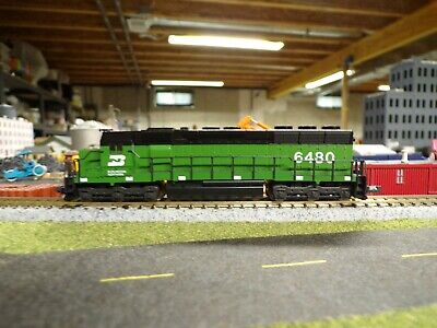 AU76.91 • Buy N Scale Kato EMD SD45 Burlington Northern (SD 3)