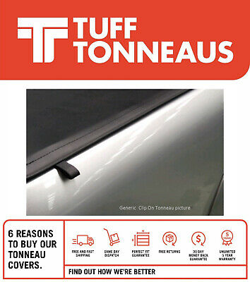 AU439.99 • Buy Clip On Ute Cover For Nissan Navara Dual Cab 4WD STX / ST D40 2006 To June 2015