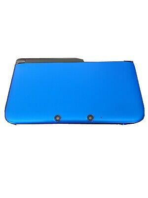 AU149.95 • Buy Nintendo 3DS XL Blue Great Used Condition With Charger
