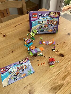 Lego Friends - 41099 - Skateboard Park - Complete - Instructions - With Box • 15£