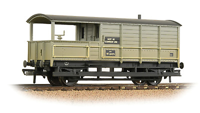 £20.20 • Buy Bachmann 33-308A -GWR 20T Toad Brake Van BR Grey (Early) - Weathered - OO