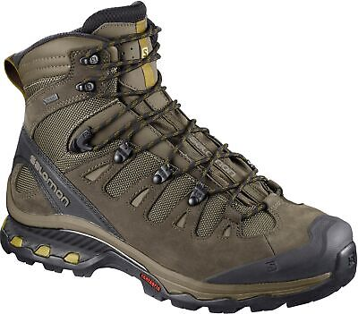 AU214.99 • Buy Salomon Quest 4D 3 GTX Shoes - Wren/Bungee Cord/Green Sulphur