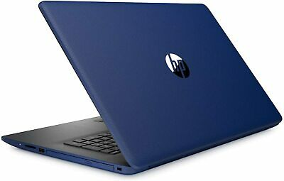 $ CDN658.35 • Buy HP Touch 17 17t Jasmine Blue Laptop PC 17.3  2.4Ghz 8GB 512GB SSD AC Backlit Key
