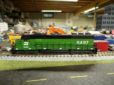 AU76.91 • Buy N Scale Kato EMD SD45 Burlington Northern (SD 4)