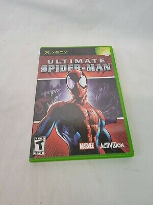 £17.69 • Buy Ultimate Spider-Man Microsoft XBOX Marvel Activision Treyarch Single Player Teen