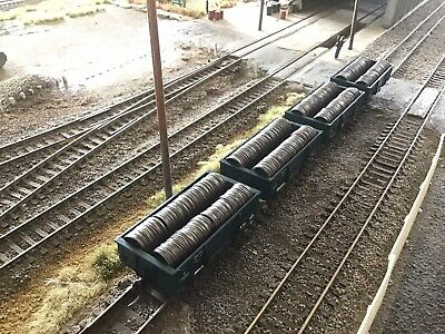 AU260 • Buy NSWGR S Wagons.  Wire Train.   Austrains