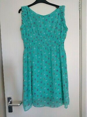 £3 • Buy Tk Max The Style, Green Summer Dress Size 12 Used