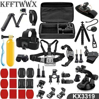 $ CDN20.86 • Buy Accessories Kit For Gopro Hero 9 8 7 6 5 4 Carrying Case SJCAM YI EKEN H9R AKASO