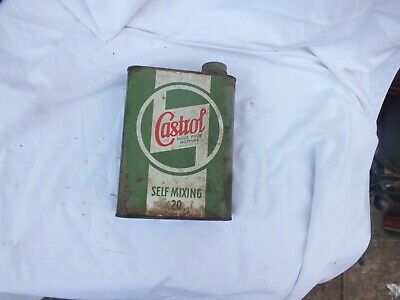£20 • Buy Castrol Self Mixing 20    - 2 Litre Oil Can