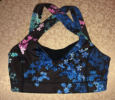 $ CDN12.49 • Buy Lululemon Floral Sports Bra Size 4