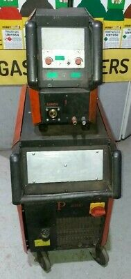 £1450 • Buy Lorch P4000 Watercooled Mig Welder 5M Interconnections 4 Roll Drive