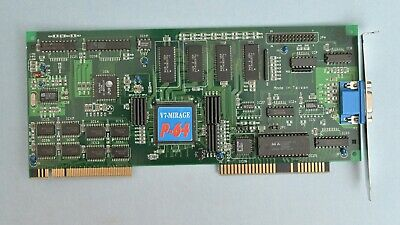 AU197.67 • Buy Spea V7 Mirage P64, S3 Vision 864 VLB VESA Local Bus Card For 486 PC