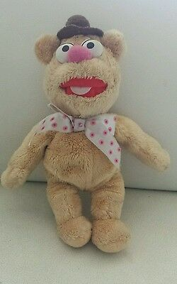 £11.16 • Buy Fozzie Bear From The Muppet Show 22cm Soft Toy Plush Fozzy Bear The Muppets P4