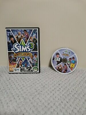 £4.95 • Buy The Sims 3: Ambitions - FREE POSTAGE