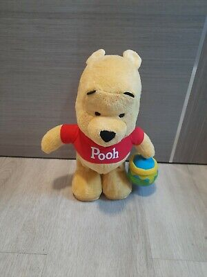 £15 • Buy Winnie The Pooh  Collectable Fisher Price Walk And Talk Winnie The Pooh Plush