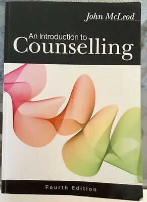 £18 • Buy An Introduction To Counselling, Mcleod, John, Good Condition Book, ISBN 97803352