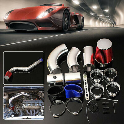 $69.08 • Buy Car Racing Performance Cold Air Intake Filter Induction Pipe Hose System Kit 3in