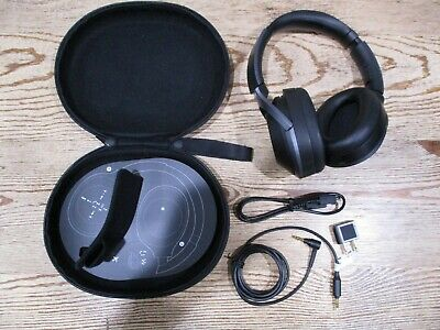 AU126.44 • Buy NEW Sony WH-1000XM2 Wireless Noise Cancelling Headphones In Case -Black