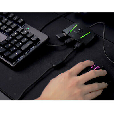 AU63.23 • Buy Black USB Keyboard And Mouse Converter For PS4 Accessories Easy To Use