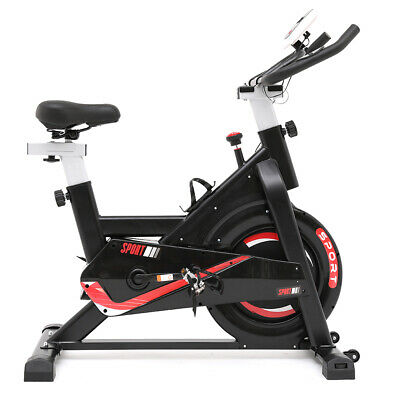 £159.99 • Buy Home Exercise Spin Bike Bicycle Cycling Cardio Gym Fitness Training Indoor