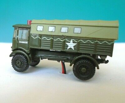 £15 • Buy N Gauge Vehicles @160:1 Scale Model Convoy Lorry With Over Cab Flashing Beacon