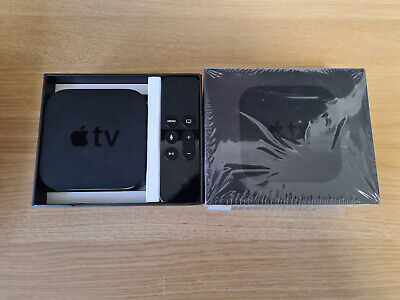 AU217.60 • Buy Apple TV 4th Generation 32GB Model A1625 With Siri Remote - HD Media Streamer