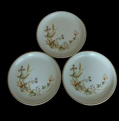 £12 • Buy Marks And Spencer 'Harvest' Collection 8.5 Inch  Salad/ Dessert  Plate X 3