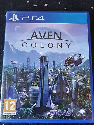 AU15.21 • Buy Aven Colony Ps4 Playstation 4
