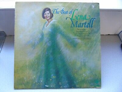 £3.25 • Buy Lena Martell - The Best Of - Vinyl Album