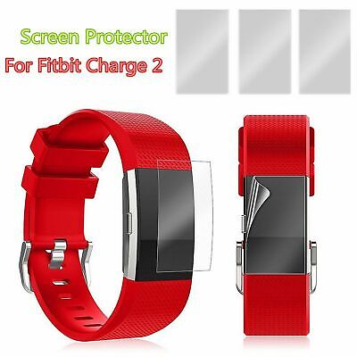 AU6.99 • Buy 3 Anti-Scratch Waterproof Screen Protector Frosted Film Guard Fitbit Charge 2