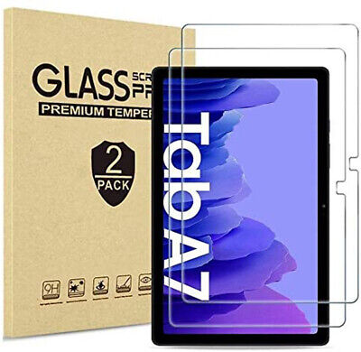 £4.95 • Buy 2PACK Tempered Glass Tablet Screen Protector For Samsung Galaxy Tab A7 2020 10.4