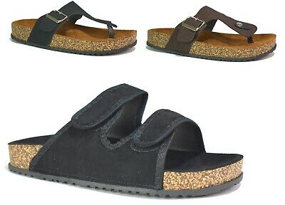 £11.99 • Buy Mens New Casual Toe Post Buckle Flip Flop Summer Beach Outdoor Sandals Size 6-11