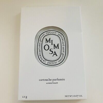 AU63.08 • Buy DIPTYQUE Electric Diffuser MImosa Insert Refill Cartridge 🌸
