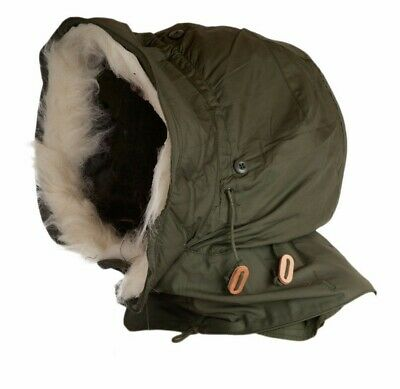 $18.45 • Buy US Military Surplus M-51 / M65 Extreme Cold Weather Fishtail Parka Hood