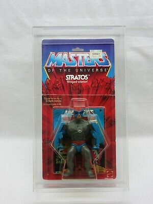 $3250 • Buy MOTU,VINTAGE,STRATOS,8-BACK,Masters Of The Universe,MOC,Sealed,He-Man