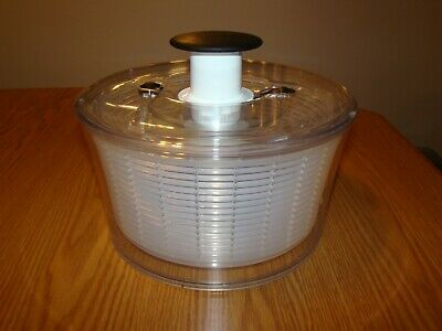 £10.62 • Buy OXO Good Grips Salad Spinner Large Clear 10.5
