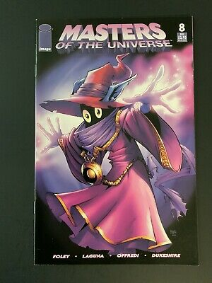 $29.99 • Buy Masters Of The Universe #8 NM Orko Cover Final Issue HTF 2004 Image