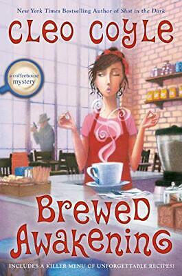 £13.03 • Buy Brewed Awakening (Coffeehouse Mystery) By Cleo Coyle New Book
