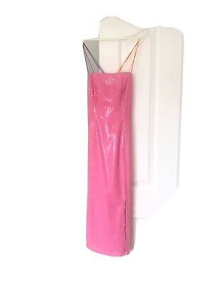 £100 • Buy Olivia Rubin Brand New With Tags Pink Sequin Dress Uk10