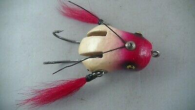 $ CDN241.42 • Buy Paw Paw Weedless Wow Uncataloged Small Size Frog Lure !!!!