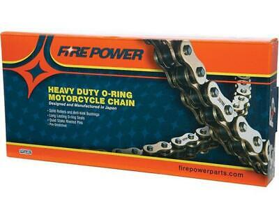 AU133.88 • Buy Fire Power 530FPO-150/G 530 O-Ring Heavy Duty Chain - 150 Link - Gold
