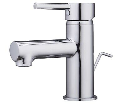 £38 • Buy Cooke And Lewis Lazu 1 Lever Chrome-plated Contemporary Basin Mono Mixer Tap