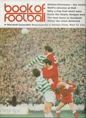£3.50 • Buy Book Of Football Marshall Cavendish 1971 Part 13 The Clubs: Aberdeen
