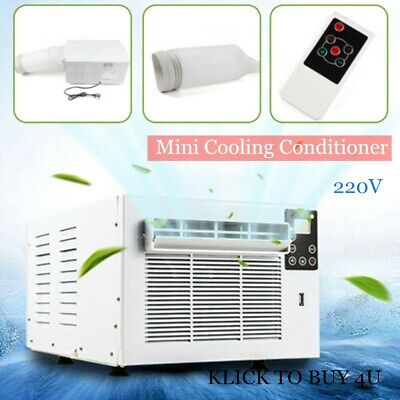 AU223.33 • Buy Portable Air Conditioner Cooler Window Refrigerated Cooling Remote Control 950W
