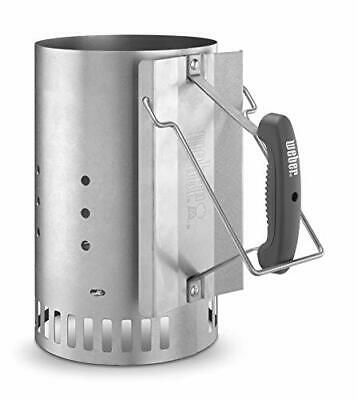 $ CDN150.50 • Buy Weber 7416 Barbecue Stove Bbq Grill Rapid Fire Chimney Starter Large New